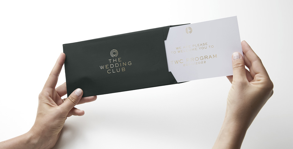 The Wedding Club - Event planner - TWC program